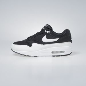 Sneakers buty damskie Nike WMNS Air Max 1 black/white 319986-034