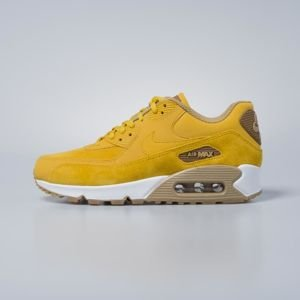 Sneakers buty damskie Nike WMNS Air Max 90 SE mineral yellow / mineral yellow 881105-700