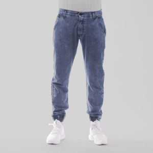 Spodnie Backyard Cartel Joggers Easy acid wash