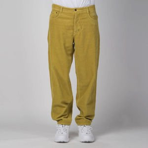 Spodnie HomeBoy X-Tra Baggy Cord yellow
