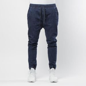 Spodnie Mass Denim Drip Top Joggers Jeans Trap Fit rinse