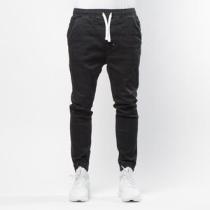 Spodnie Mass Denim Fang Joggers Jeans Trap Fit black