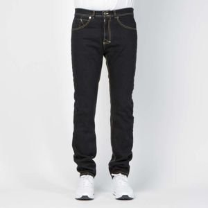 Spodnie Mass Denim Jeans Tapered Fit V black rinse