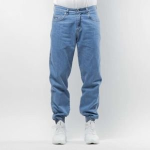 Spodnie Prosto Jeans Regular Jogger medium blue