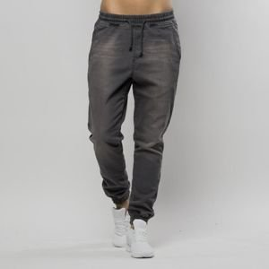 Spodnie damskie jogger Diamante Wear Jogger RM Jeans grey acid jeans