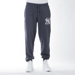 Spodnie dresowe Majestic Athletic Wunder Classic Jog New York Yankees navy (MNY5301NL)