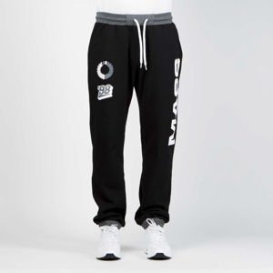 Spodnie dresowe Mass Denim Meeting Sweatpants black