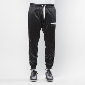 Spodnie dresowe Mass Denim Trackpants Stripe black QUICKSTRIKE