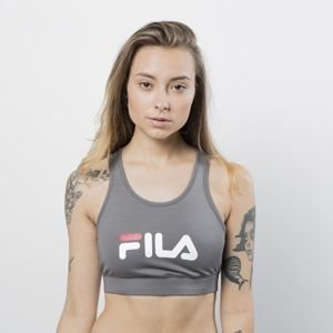 Sportowy stanik Fila Other Crop Top Women smoked pearl