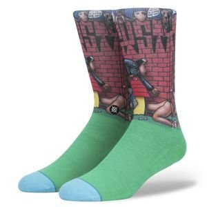 Stance skarpety Anthem Doggy Style green M545D17DOG
