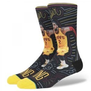 Stance skarpety NBA Legends Irving Sketchbook yellow M558D17IRV