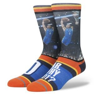 Stance skarpety NBA Legends Russ Westbrook navy M548D17RUS