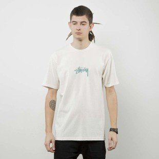 Stussy koszulka t-shirt Stock Tee natural