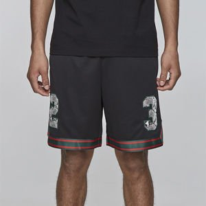 Szorty Cayler & Sons BLACK LABEL CSBL Constrictor MeschShorts black / mc