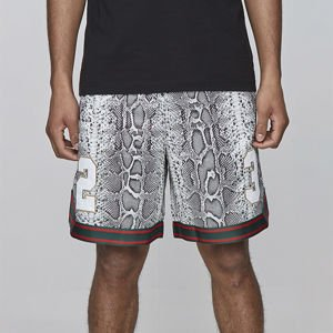 Szorty Cayler & Sons BLACK LABEL CSBL Constrictor MeschShorts snake / mc
