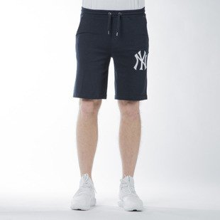 Szorty Majestic Athletic Desta Fleece Short New York Yankees navy (MNY1442NL)