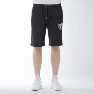 Szorty Majestic Athletic Desta Fleece Short Oakland Raiders black (MOR1442DB)