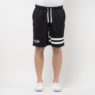 Szorty Majestic Athletic Poly Band Graphic Short Brooklyn Dodgers deep black MBK2696DB