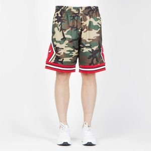 Szorty Mitchell & Ness Chicago Bulls camo Swingman Shorts