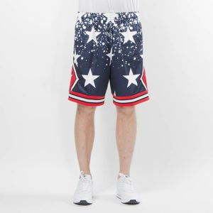 Szorty Mitchell & Ness Chicago Bulls navy Swingman Shorts