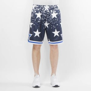 Szorty Mitchell & Ness Orlando Magic navy Swingman Shorts