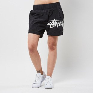 Szorty Stussy Euclid Boxer Gym Shorts black WMNS