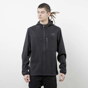 The North Face bluza Nimble Hoodie black T92XLBJK3