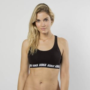 Top Koka Bra Tape black