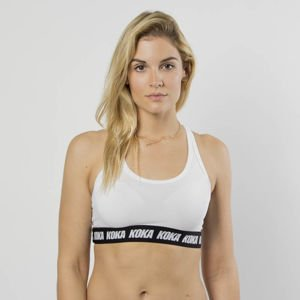 Top Koka Bra Tape white