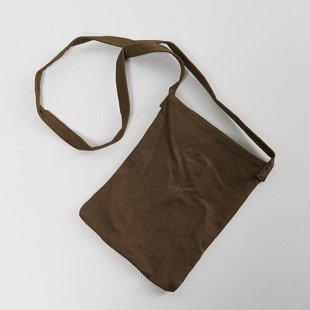 Torba Stussy Clark Shoulder Bag brown