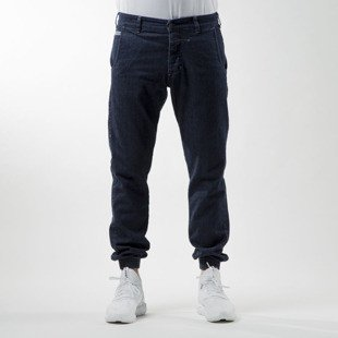 Turbokolor spodnie Trainer Chinos Denim navy II