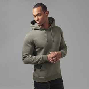 Urban Classics bluza Basic Sweat Hoody olive