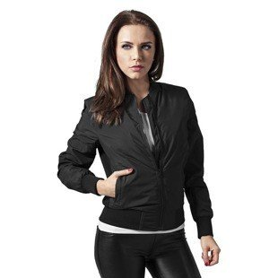 Urban Classics kurtka Ladies Light Bomber Jacket WMNS black