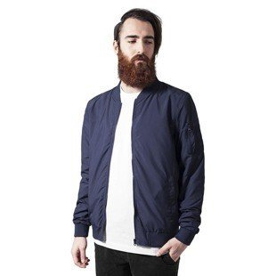 Urban Classics kurtka Light Bomber Jacket navy