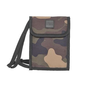 Urban Classics saszetka Neck Pouch Oxford wood camo