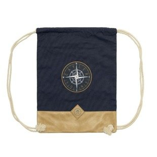 Worek Cayler & Sons C&S CL Navigating Gymbag navy