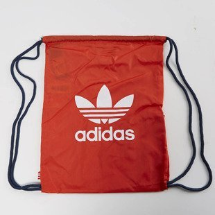 Worek na plecy Adidas Originals Gymsack Trefoil orange BQ1496