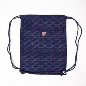 Worek na plecy Prosto Klasyk Shoebag Pluzz navy