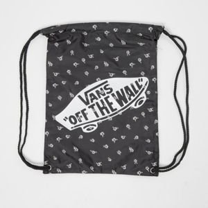 Worek na plecy Vans Benched Bag black / multicolor VN000SUFO2I