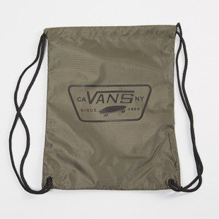 Worek na plecy Vans League Bench Bag grape leaf / black VN0002W6KEK