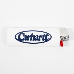 Zapalniczka Carhartt WIP Lighter Work In Progress white