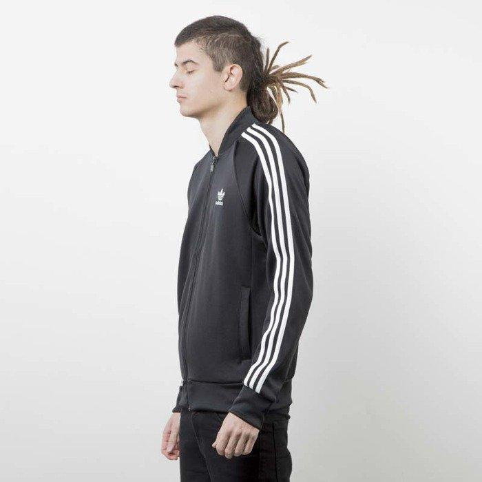Adidas Originals bluza Superstar Track Jacket black BK5921