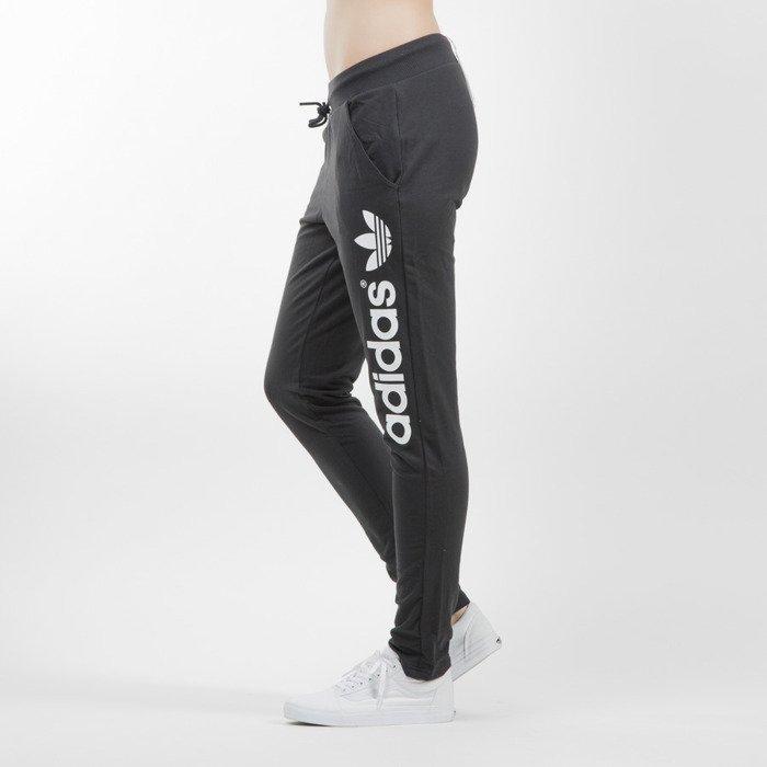 Adidas Originals dresy Light Logo Tp black AJ7666