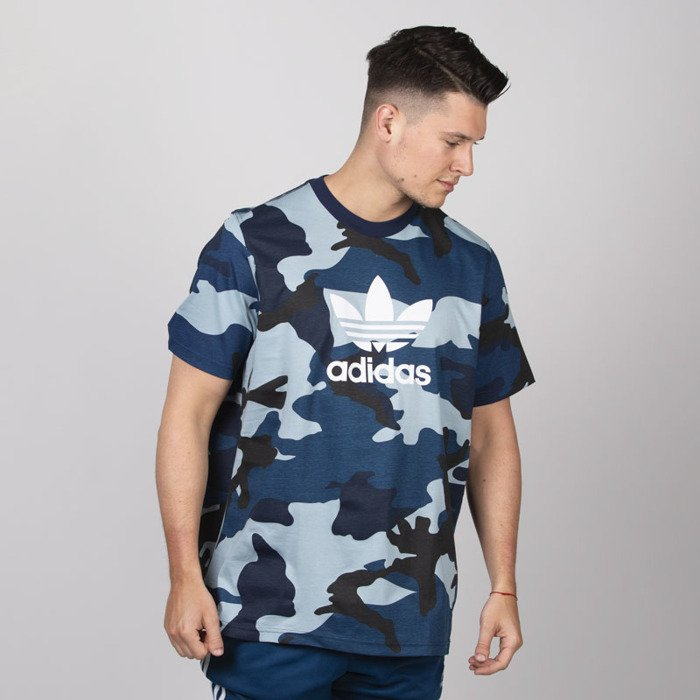 Koszulka adidas Camo Trefoil DH4766