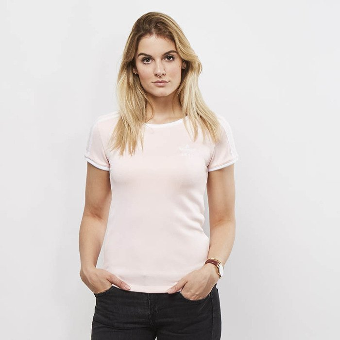 Adidas Originals koszulka Sandra 1977 Tee ice pink BP9439