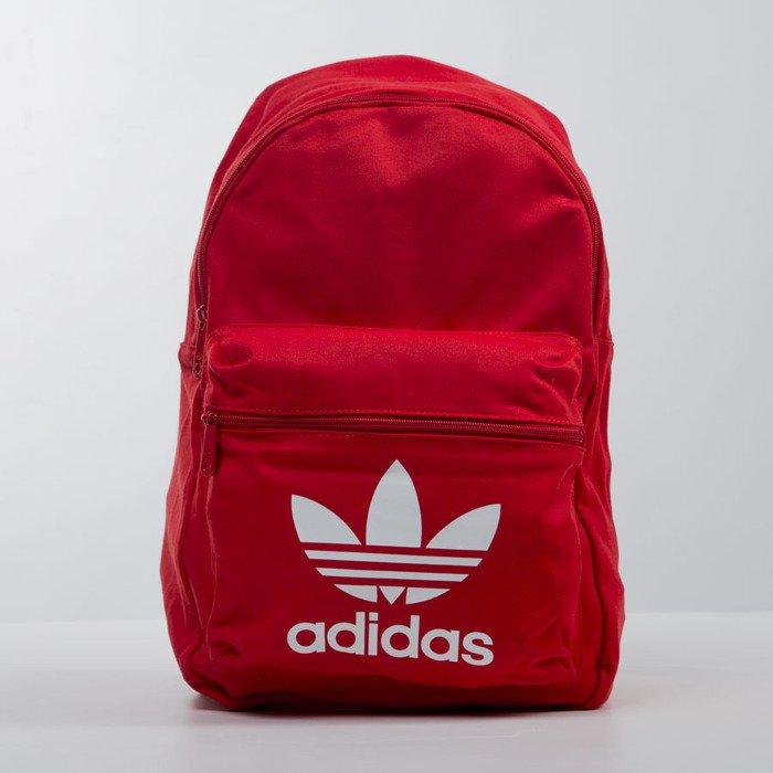d4f47ee8d651b Adidas Originals plecak Backpack CL Tricot red (AY7750)   Bludshop.com