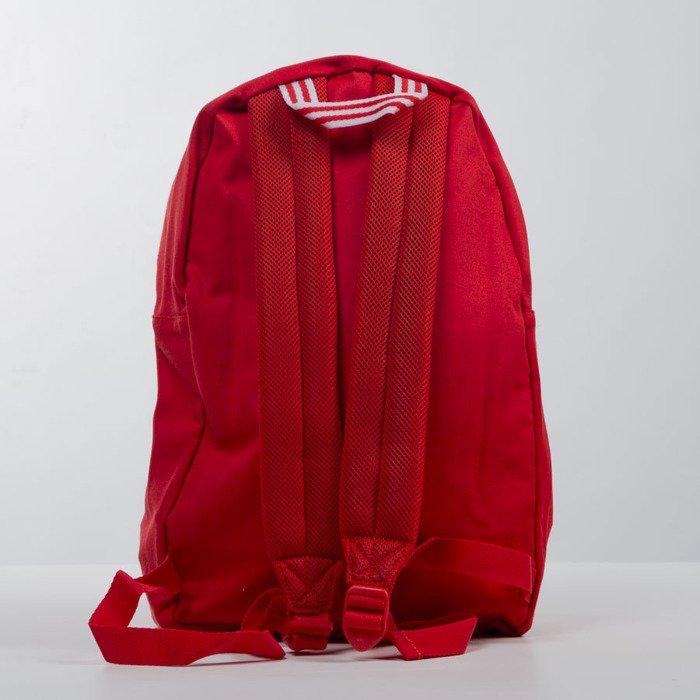 Adidas Originals plecak Backpack CL Tricot red (AY7750)   Bludshop.com b7db44fb75