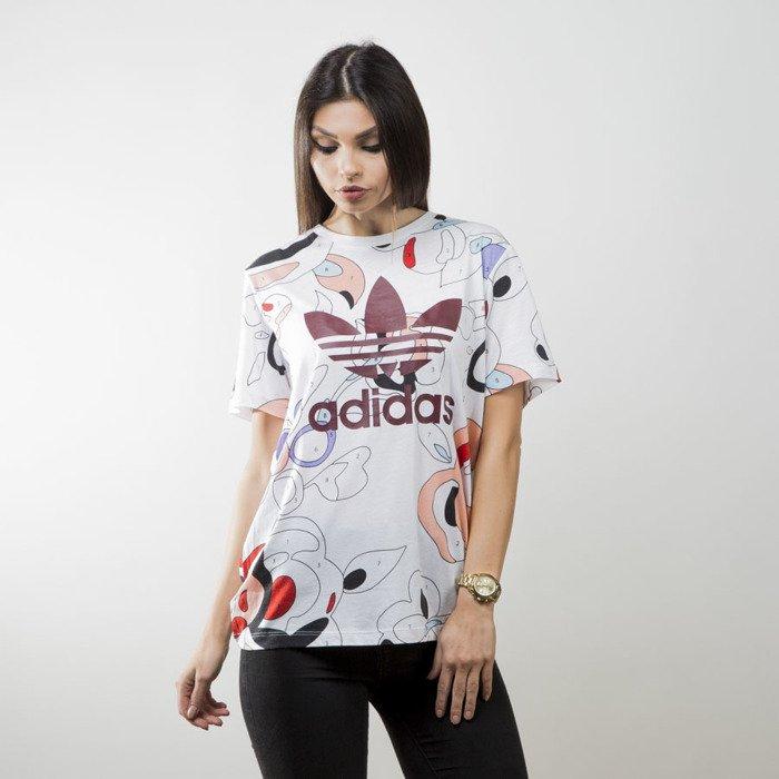 Adidas Originals x Rita Ora koszulka T shirt multicolor AY7134