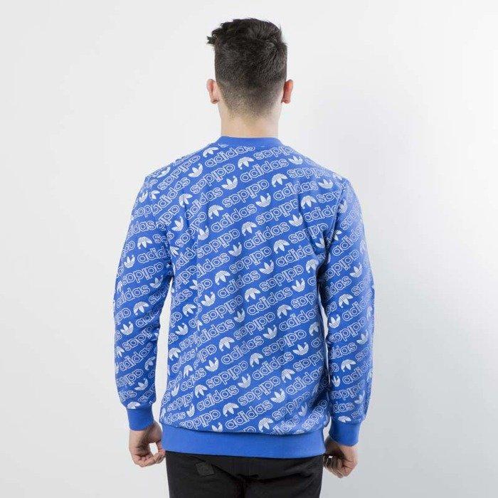 aop crew bluza adidas