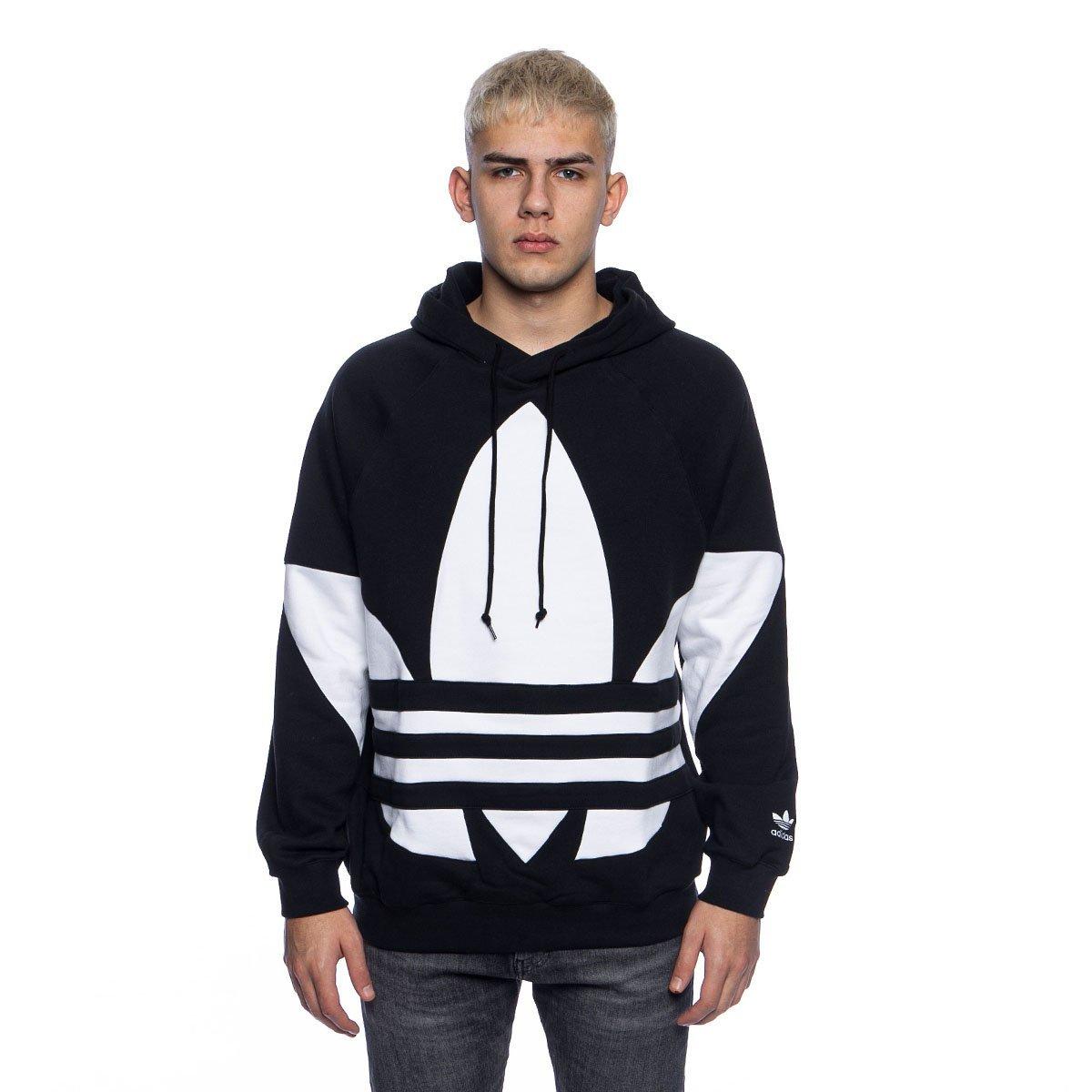 Bluza Adidas Originals Big Trefoil Hoodie black